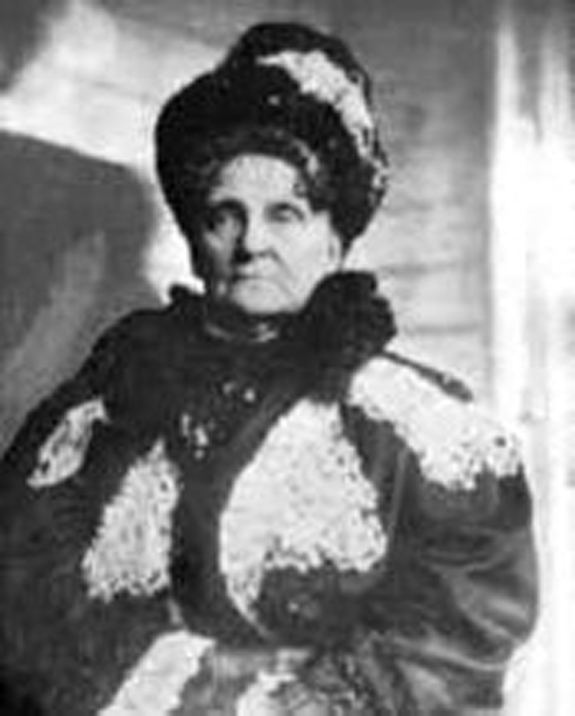 "Hetty Green - ""The Witch of Wall Street""  - New Bedford, Ma. - www.WhalingCity.net"