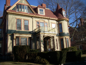 Charles Tripp House - New Bedford, Ma. - www.WhalingCity.net