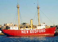 New BEdford Lightship - www.WhalingCity.net