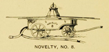 fire apparatus - Novely number 8 purchased 1835 New BEdford, Ma. - www.WhalingCity.net